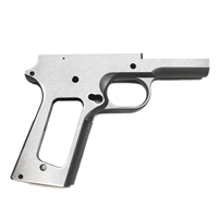 Remsport 1911 80% Government Frame Stainless Checkered