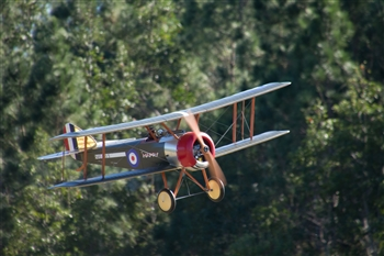 1/3 Scale Sopwith Pup   RE-Engineered
