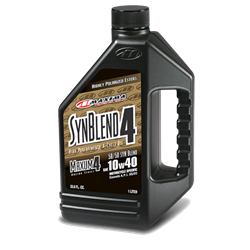 Maxima Maxum 4 Synthetic Blend Oil