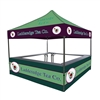 10ft Pop Up Canopy Event Counter