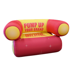 Inflatable Sofa-29IN