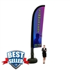 Outdoor Inflatable Flag-Single Side-20FT