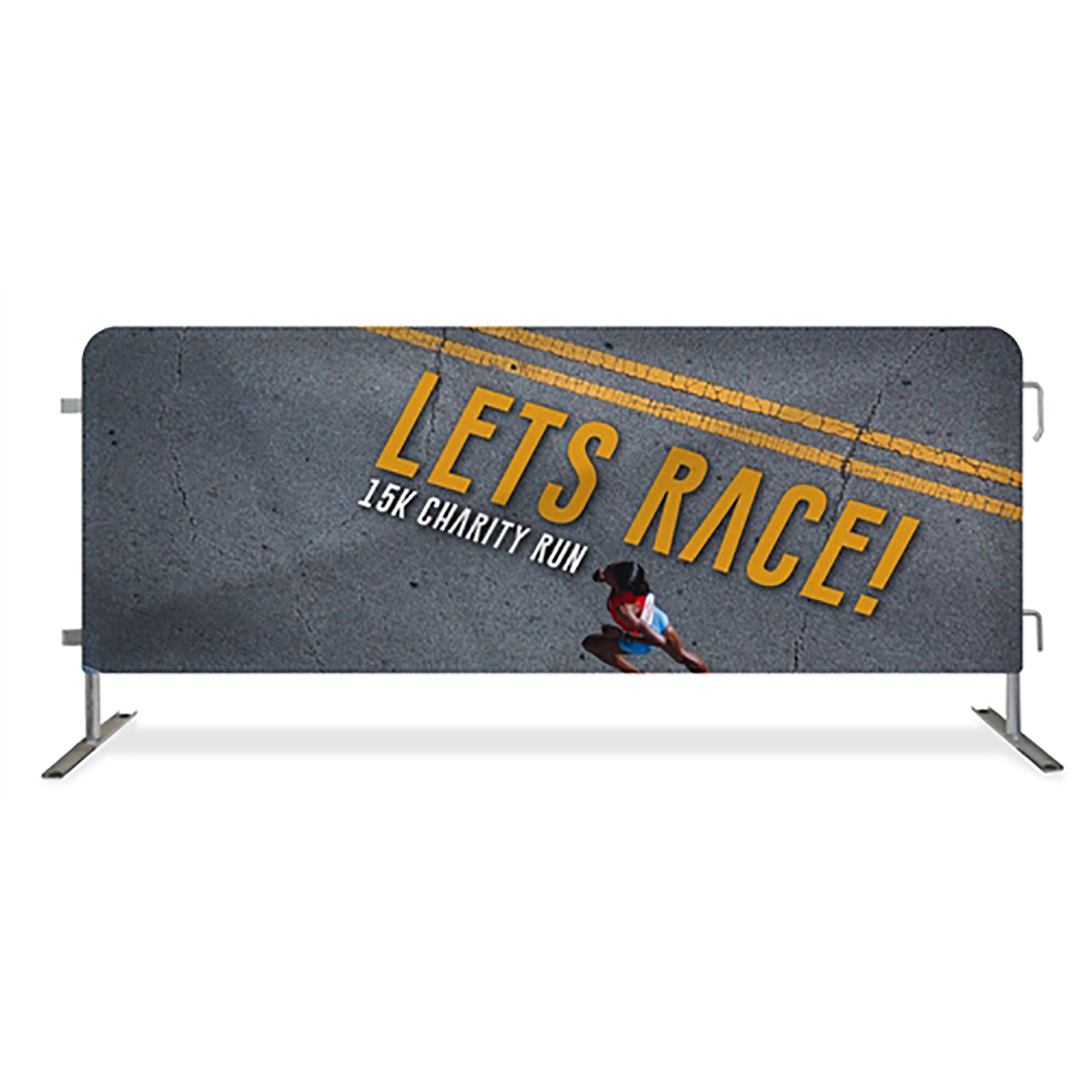 Double Sided Premium Barrier Cover - Large
