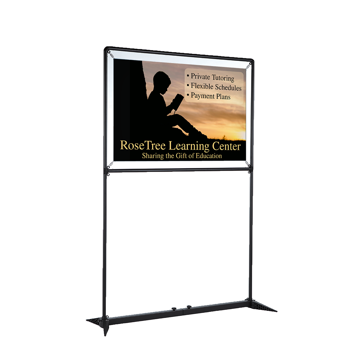 4.5ft SmartFit Display Banner - Single Sided