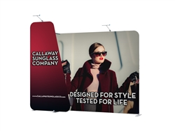 10ft Overlap Wave Display Group - Type A