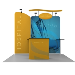 10ft Wave Display Series - A Type