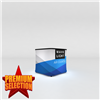 WaveLight® Air Backlit Inflatable Counter - Square Mini