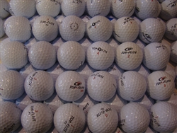 100 AAA Top-Flite Used Golf Balls