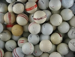 AA) 600 One Hit Used Golf Balls (600ct.) FOR THIS ITEM YOU MUST SELECT 'FEDEX SHIPPING' AT CHECKOUT OR IT WILL NOT SHIP.