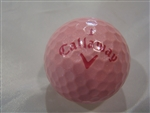 AAA Callaway Solaire Pink colored (doz.)