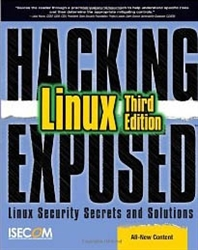 Image of Hacking Exposed Linux, 3rd Edition Paperback