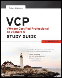 VCP VMware Certified Professional on vSphere 5 Study Guide: Exam VCP-510