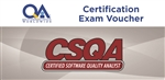 Certified Software Quality Analysts: (CSQA)