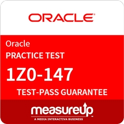 1Z0-147 - Program with PL/SQL Practice Test