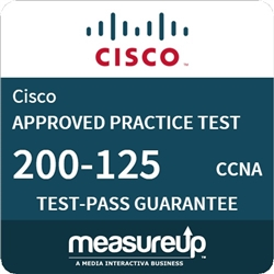 200-125: Cisco Certified Network Associate (CCNA) Practice Test