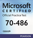 70-486 Developing ASP.NET Web Applications Practice Test