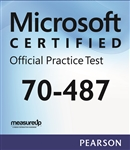 70-487: Developing Windows Azure and Web Services Practice Test