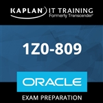 1Z0-809 Java SE 8 Programmer II (OCP) Certification Study Package