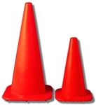 "AA2058087 Traffic Cone-28"" Safety"