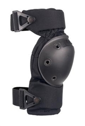 AI52913 Soft Black Cap Coutour Knee Pad