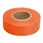 APFSTGO Orange Glow Flagging Tape 50Yd