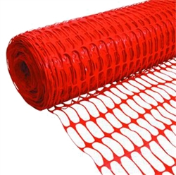 APXL5210 Orange Barrier Fence - 4' x 100'