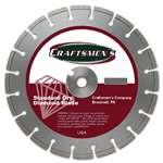 "CR99SWD7 7"" Dry Diamond Blade Segmented Rim"