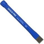 "DC417-0 Dasco 1"" x 7-7/8"" Cold Chisel-Carded"
