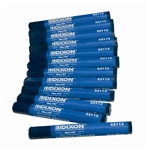 DX521 Dixon Blue Lumber Crayons Sold in Boxes of 12 Only