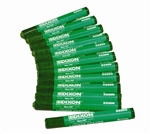 DX522 Dixon Green Lumber Crayons Sold in Boxes of 12 Only