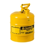 EAUI50SY 5 Gallon Safety Diesel Can W/Funnel