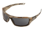 ERB18042 Aussie Gray/Camo Frame Safety Glasses