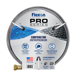 "FNCG58100 Flexon  100' x 5/8"" Contractor Duty Hose"