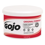 GJ1109 Gojo Original Hand Cleaner 14oz Sold 12 Per Case. No Broken Boxes