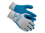 GV300M Atlas Fit Gloves Blue Dipped Palm Glove - Medium - Sold In Dozens Only