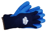GV311M Chilly Grip Blue Rubber Palm Glove - Medium - Sold In Dozens Only