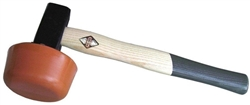 HAL06871   Pavel Mallet w/Hickory Handle