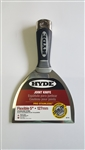 "HY06570 Hyde 4"" Maxx Grip Handle Flexible Hammer Head Joint Knife"