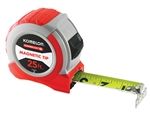 KO73425 25' MAGNETIC TIP TAPE MEASURE