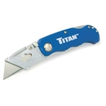 KR19102 Folding Quick Change Utility Knife 5 Blades Included