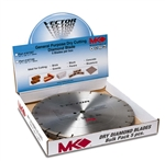 "MKVECTOR12-5 MK Diamond 12"" General Purpose Dry Diamond Blade 5/Pk."