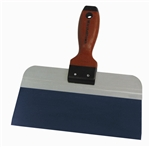 "MT3510D Marshalltown 10"" Blue Steel Taping Knife w/DuraSoft® Handle"