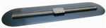 "MTBG72 Marshalltown 72 X 12 3/8"" Blue Glider Trowel with Rounded Ends"