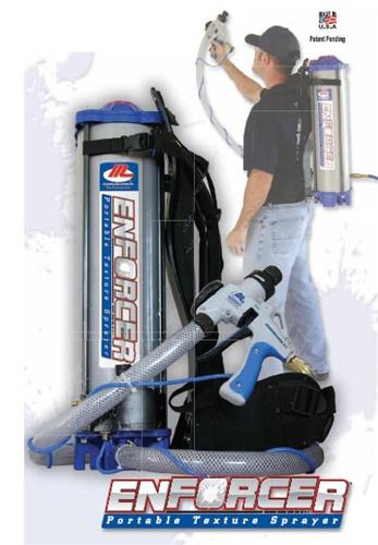 Drywall /& Plastering Texture Sprayer The Enforcer