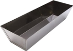 "MTMP657 Marshalltown 12"" S/S Mud Pan"