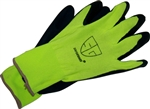NG1612XL Pr Hi-Viz Advanced Foam Nitrile Glove - XLarge - Sold in Dozens Only