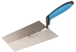 "OXP013718 OX 7"" BUCKET TROWEL - CARBON STEEL"