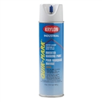 SO3901 Krylon White Upside Down Spray Paint Water Based Sold 12 Per Box