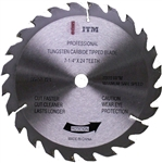 "SVRP725 7-1/4"" Carbide Circular Saw Blade 24 Tooth Sold in Boxes of 25 Only"