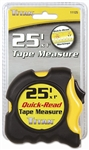 "TI11125 25' x 1"" Titan Powerlock Tape Measure"